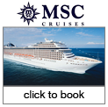 MSC cruises with bargain travel