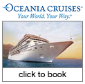oceania cruises with bargain travel cruises